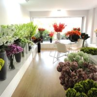 Outside In: Floral Design Gallery in Heliopolis