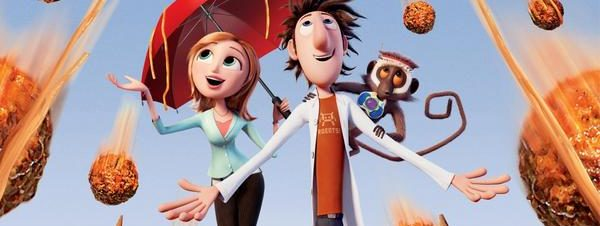Cloudy with a chance of meatballs في ساقية الصاوي