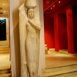 Mahmoud Mukhtar Museum: Egyptian History in Sculpture