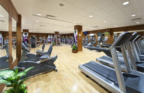 Titans Wellness Center: State of the Art Gym in New Cairo