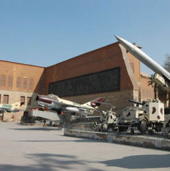 The National Military Museum: Fascinating, Overlooked Museum in Cairo