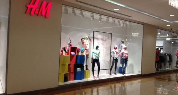 H&M: Reasonably Priced, High-Street Trends in Sun City Mall