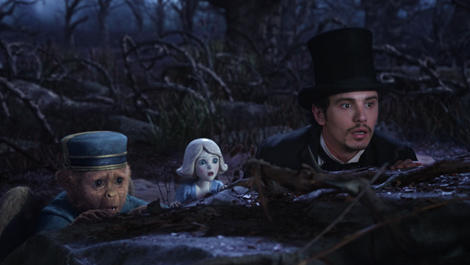 Oz the Great and Powerful: Magical Prequel to the Wizard of Oz
