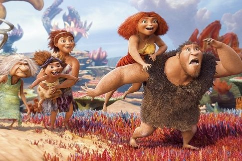 The Croods: New DreamWorks Animation