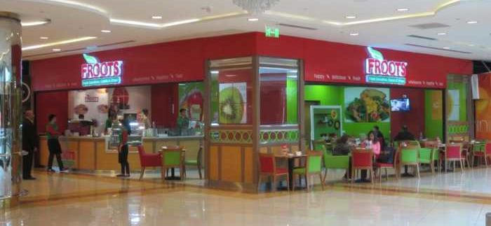 Froots: Simple Smoothies & Snacks in Sun City Mall, Heliopolis