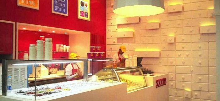 Scoops: Delicious Ice Cream at Nile City Towers