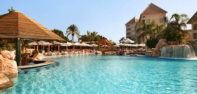 Hilton Pyramids Golf Resort: Family Friendly Swimming Pool Day-Use in 6th of October City