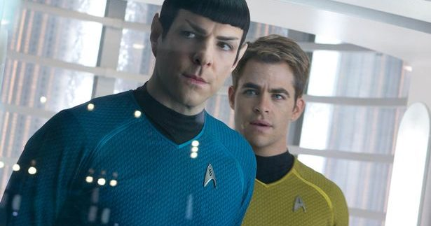 Star Trek Into Darkness:  Kirk, Spock & Friends Return in Exciting Sequel