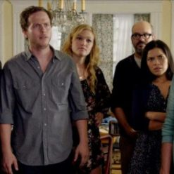 It's a Disaster: Dark, Off-Beat Comedy