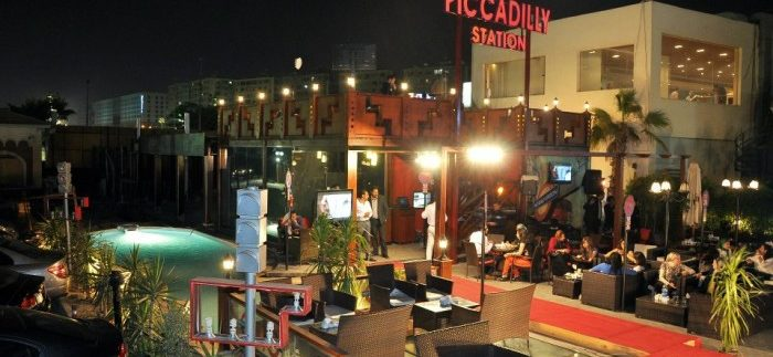 Piccadilly Station: London Concept Restaurant in Heliopolis' Oasis Mall