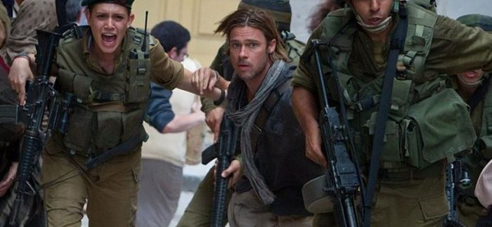 World War Z: A More Serious Take on Zombies