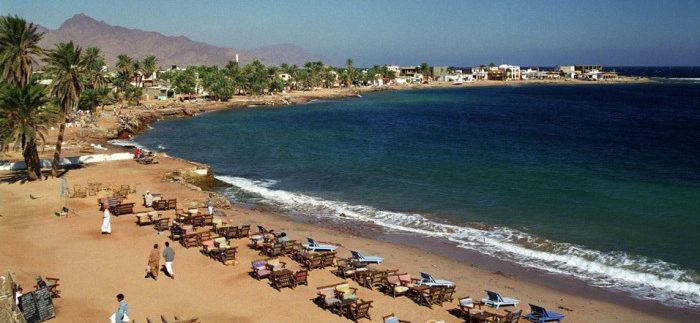 Win! Eid Trip for Two to Dahab with Cairo Expats!