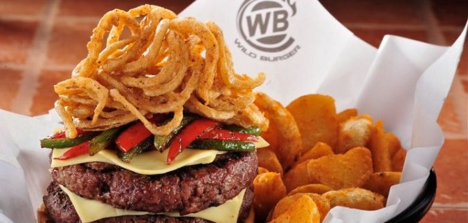 Wild Burger: Juicy Burgers in Heliopolis