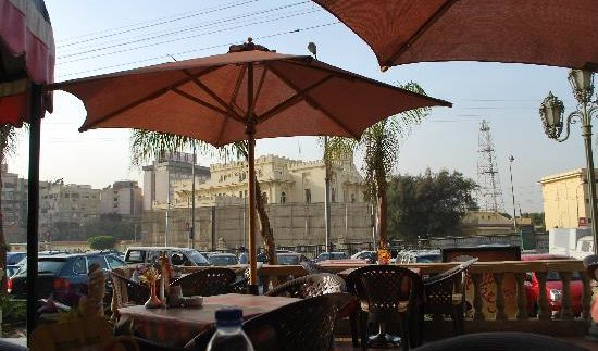 Johnny Carino's: Eclectic Fetar Buffet in Heliopolis