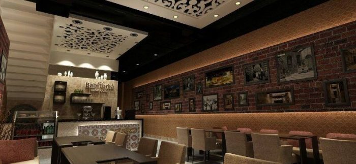 Bab Tooma: Lively Syrian Restaurant in New Cairo