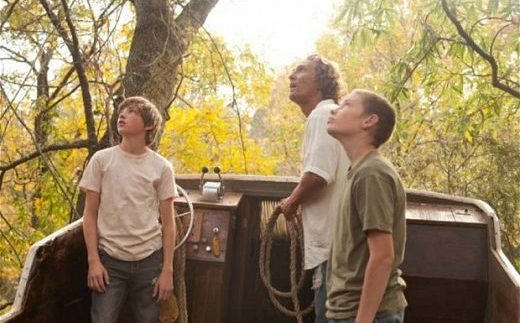 Mud: Captivating Coming-of-Age Drama