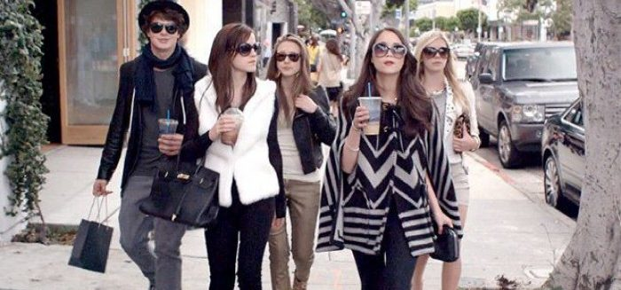 The Bling Ring: Glitzy Teen Crime Drama