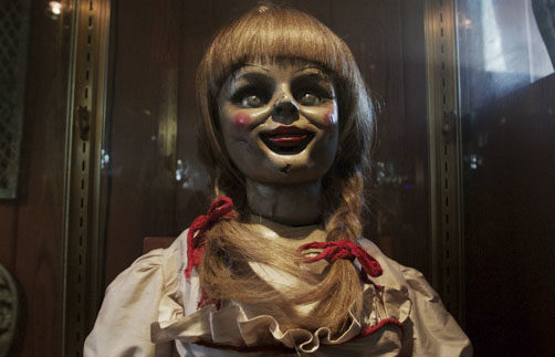 The Conjuring: Haunted House Horror Based on Real Events