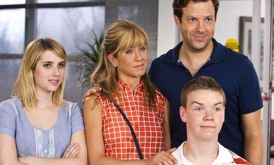 We're the Millers: فيلم كوميدى جريء