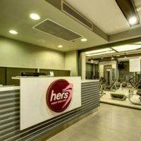 Hers: All-in-One Women's Only Gym in Heliopolis