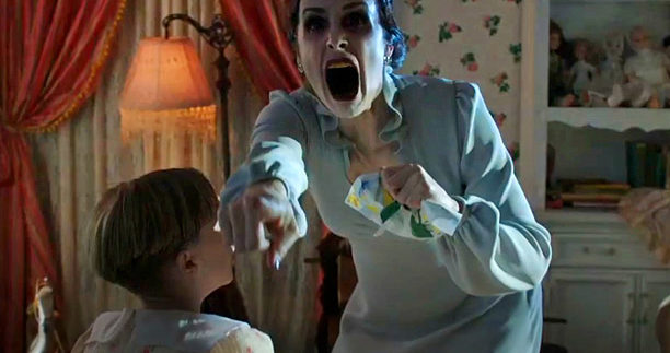 Insidious: Chapter 2: كفاية أفلام رعب