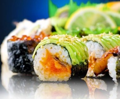 Goya Sushi Japanese House: Trendy New Sushi Restaurant in Zamalek