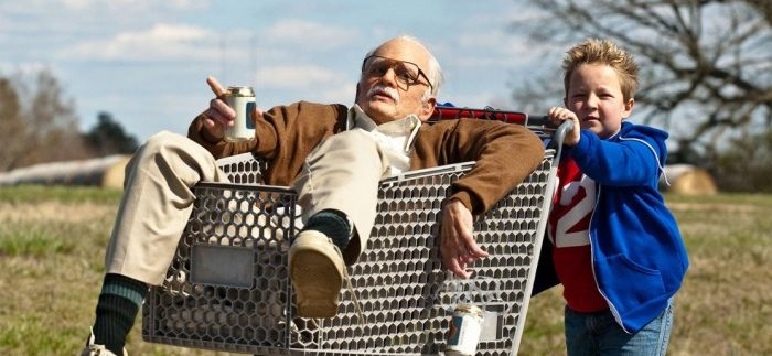 Jackass Presents Bad Grandpa: Less Stunts, More Plot