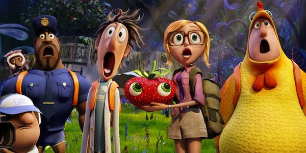 Cloudy With a Chance of Meatballs 2: Charming Animated Sequel