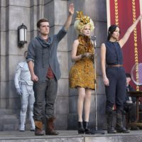 The Hunger Games: Catching Fire: Action-Packed Sequel to Popular Series