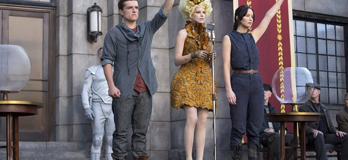 The Hunger Games: Catching Fire: الثورة والأمل