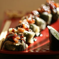 Sushiramis: Simple Sushi at the InterContinental Semiramis, Garden City