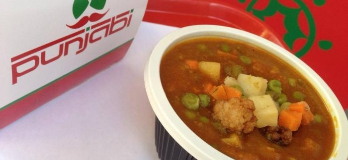 Punjabi: Indian Cuisine Gets Fast-Food Treatment in Maadi
