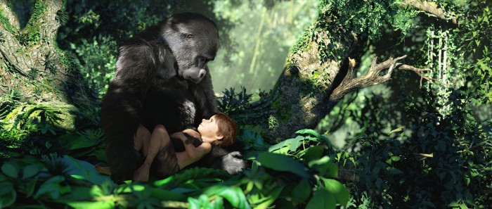 Tarzan: Sloppy Adaptation of Literary Classic