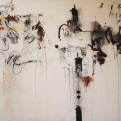 Zamalek Art Gallery: 'Safe Way Out' by Sameh Ismael