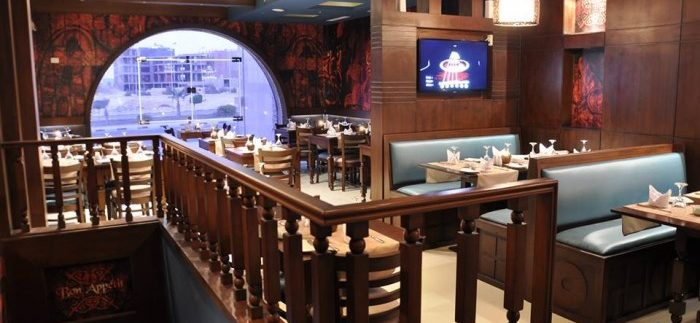 La Cuisine: Supposed French Restaurant at Condcord Mall in New Cairo