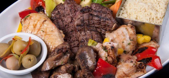 لافا ستون: مطعم وأكل يجنن ينقصه الدعايا في الشيخ زايد