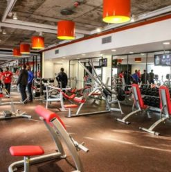 Balance Gym: Well-Equipped Men's Only Gym in New Cairo