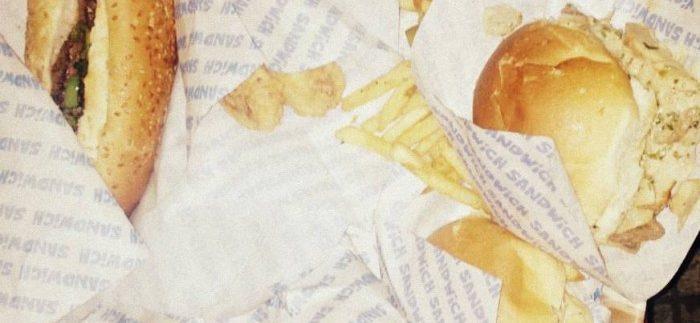 Sandwich: Affordable Fast-Food Joint in Zamalek