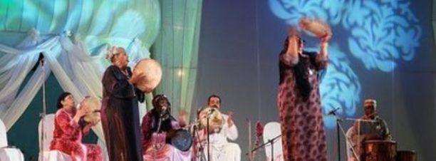 فرقة مزاهر موسيقى وأدوار الزار المصري في مكان