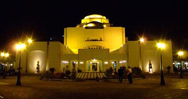 احتفال بذكرى المولد النبوي الشريف في دار الأوبرا المصرية