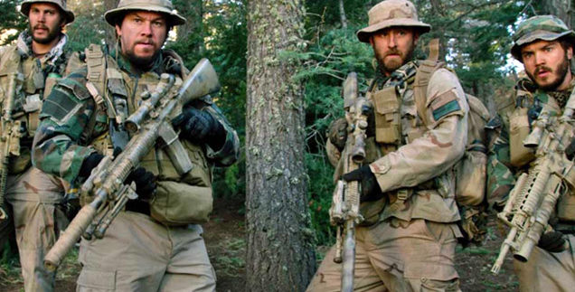 Lone Survivor: Brutal True Story of War
