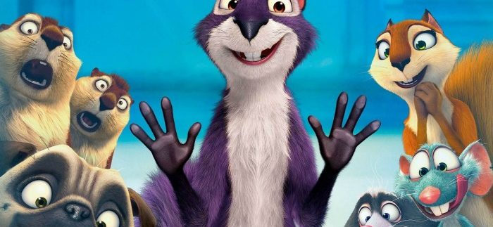 The Nut Job: مغامرة السنجاب والفأر!