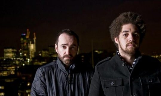 The Broken Bells: After The Disco