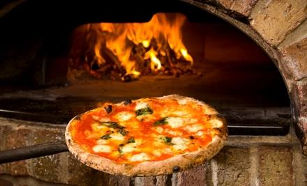 Crust: Italian Wood-Fired Pizza in Maadi