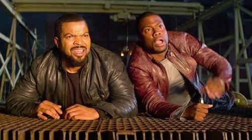 Ride Along: Forgettable Buddy-Cop Comedy