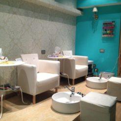 Nails & More: Cutesy, Intimate Salon in Zamalek
