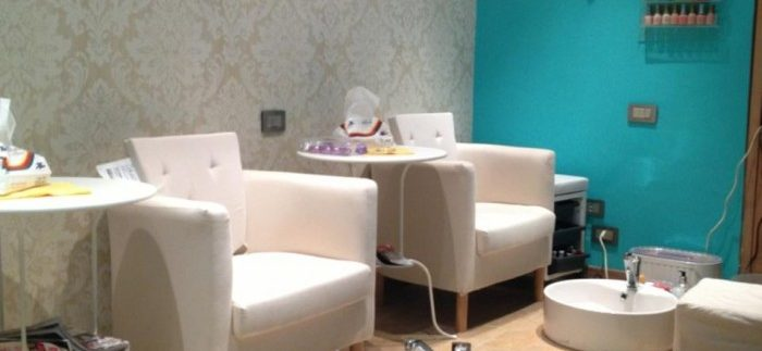 Nails & More: Cutesy, Intimate Salon in Zamalek