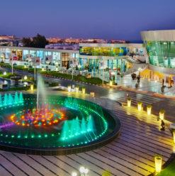 SOHO Square: Sharm El Sheikh's Dining & Entertainment Complex