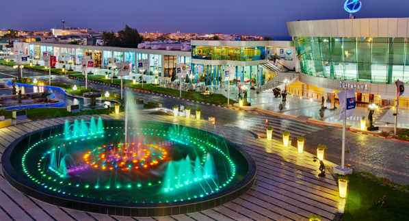 SOHO Square: Sharm El Sheikh's Dining & Entertainment Complex