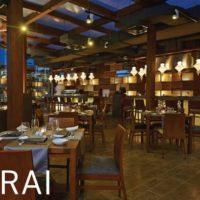 Mirai: Exotic & Sophisticated Asian Restaurant in Zamalek